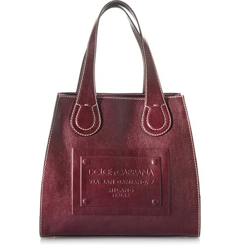 Dolce & Gabbana Miss Gwineth Tote