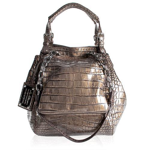Dolce & Gabbana Miss Pocket Shoulder Handbag