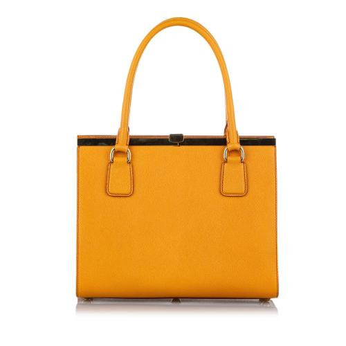 Dolce & Gabbana Miss Sofia Leather Handbag