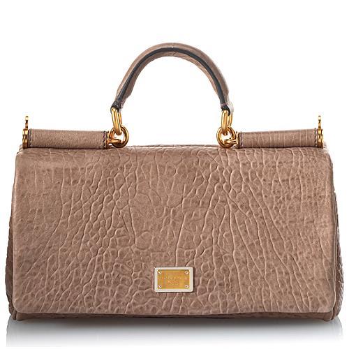 Dolce & Gabbana Small New Miss Sicily Shoulder Handbag