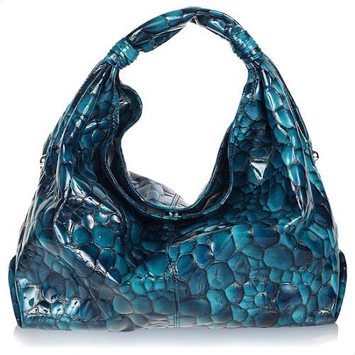 Donald J Pliner Bamberg Small Hobo Handbag