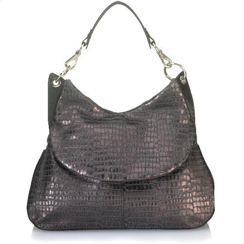 Donald J Pliner Clay Hobo Handbag