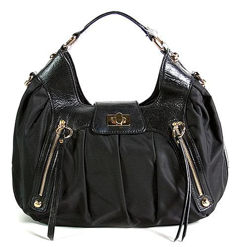 Donald J Pliner Modi Medium Hobo Handbag