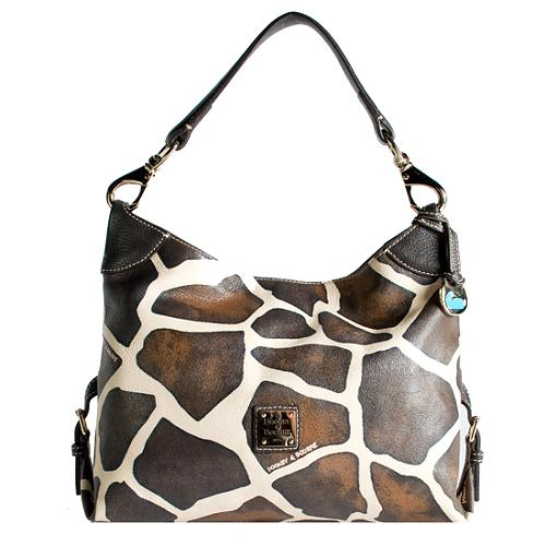 Dooney & Bourke Giraffe Medium Hobo Handbag