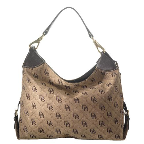 471361274699 Dooney-and-Bourke-Signature-Medium-Sac-Hobo-Handbag 48119 front large 1.jpg
