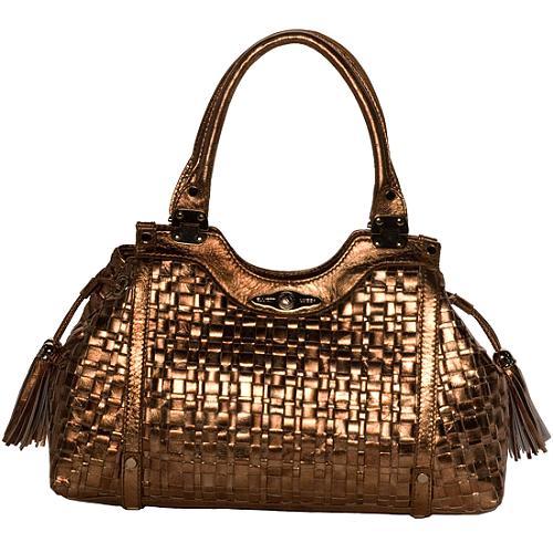 Elliott Lucca Marakkesh Satchel Handbag