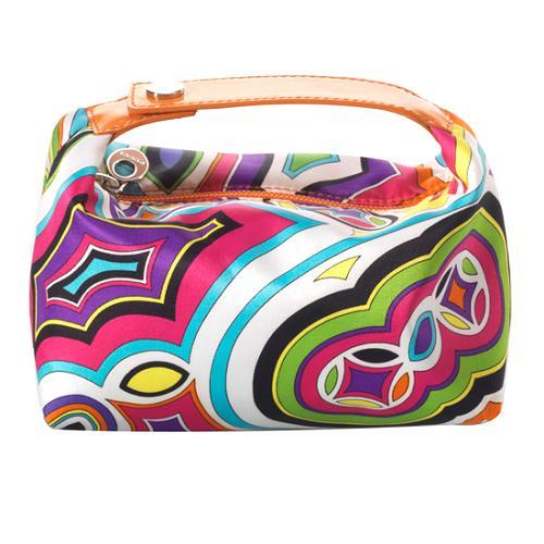 Emilio Pucci Mini Cosmetic Bag