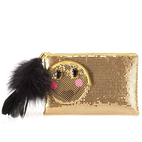 Felix Rey Happy Diamond Clutch