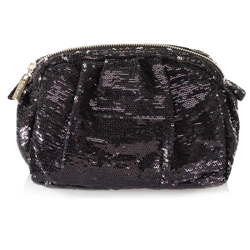 Felix Rey Large Ava Sequin Clutch