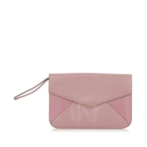 Fendi 2Jours Envelope Clutch Bag