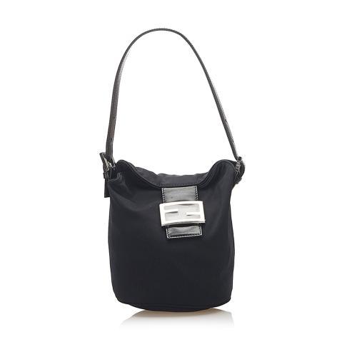 Fendi Cotton Bucket Bag