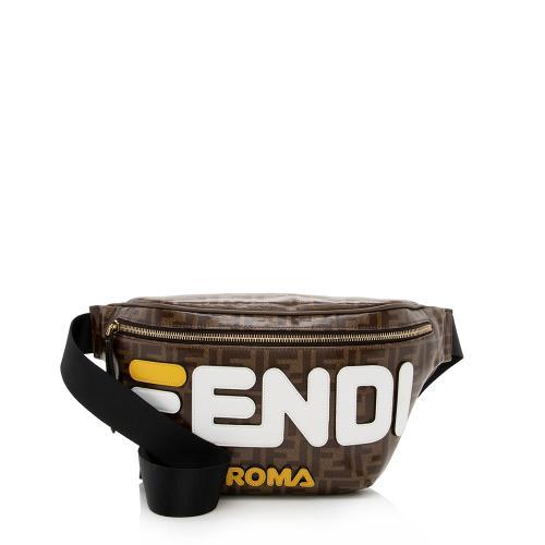 Fendi FF Coated Canvas Fila Belt Bag