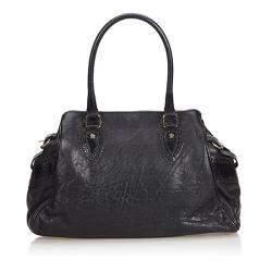 Fendi Leather Bag De Jour Tote
