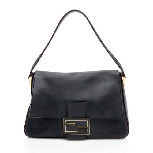 Fendi Leather Big Mamma Shoulder Bag
