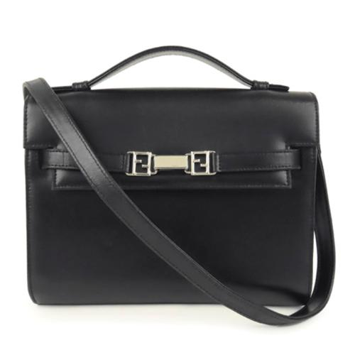 Fendi Leather Briefcase