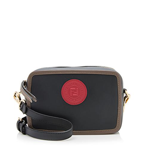 Fendi Leather Mini Camera Bag