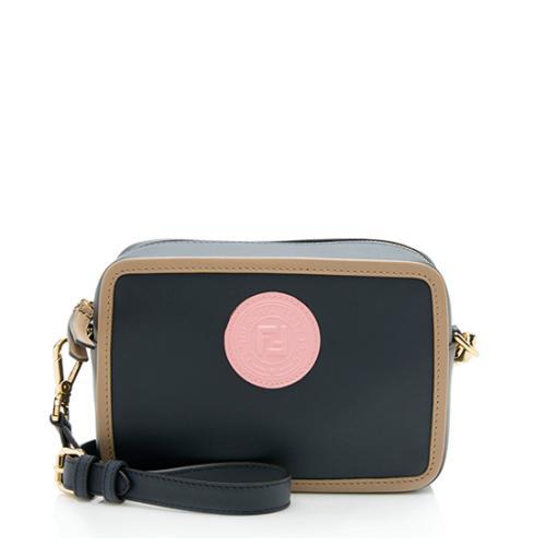 Fendi Leather Mini Camera Bag