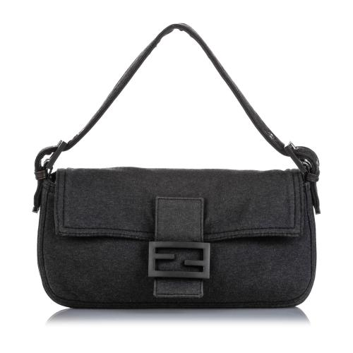 Fendi Mamma Cotton Baguette