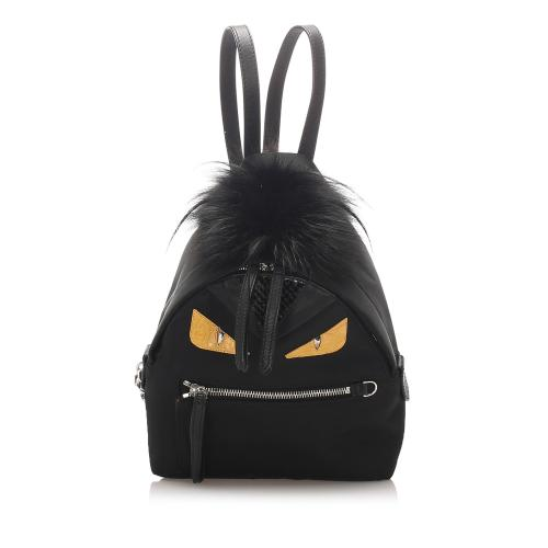 Fendi Mini Monster Backpack