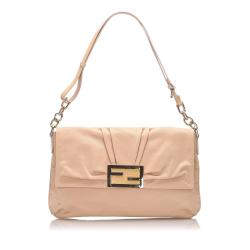 Fendi Nylon Mia Shoulder Bag