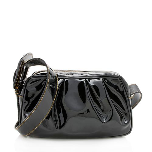 b067e74ae629 Fendi Patent Leather B Bag Shoulder Bag