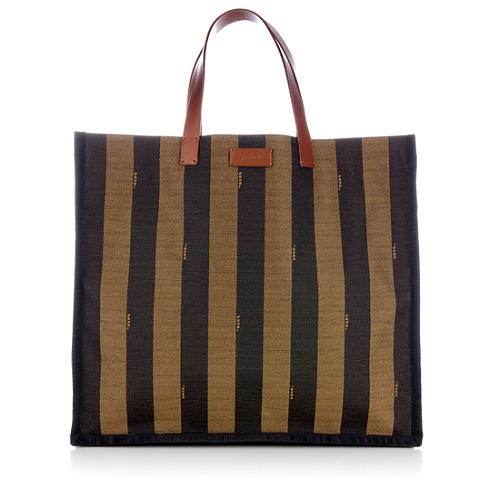 a87103fe10 Fendi-Pequin-Striped-Canvas-Shopper-Tote- 60378 front large 1.jpg