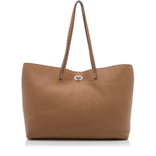 Fendi Selleria Leather Carla Tote