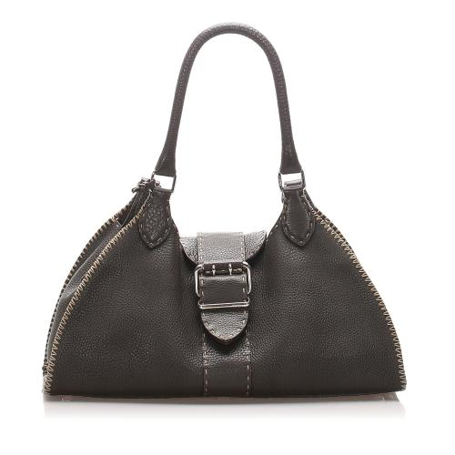 Fendi Selleria Sporty Shoulder Bag