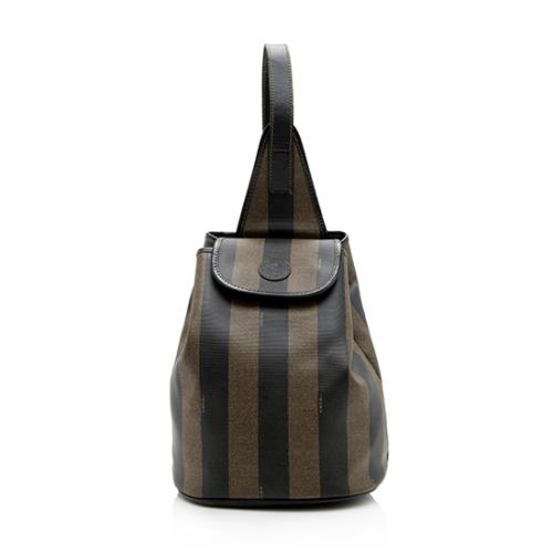 02223675e2ea Fendi Vintage Pequin Sling Backpack