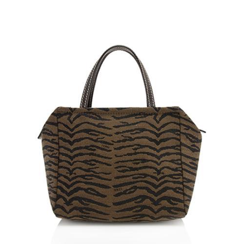 Fendi Zebra Small Shoulder Bag