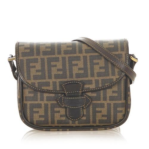 Fendi Zucca Crossbody Bag