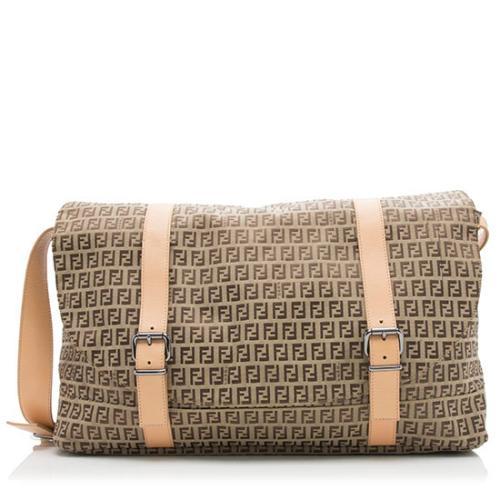 Fendi Zucchino Messenger Bag