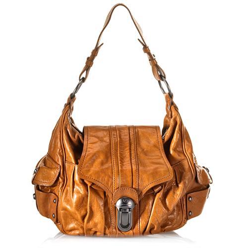Francesco Biaisia Hip Colette Hobo Handbag