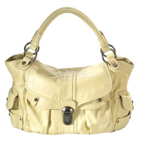 Francesco Biaisia Hip Colette Satchel Handbag