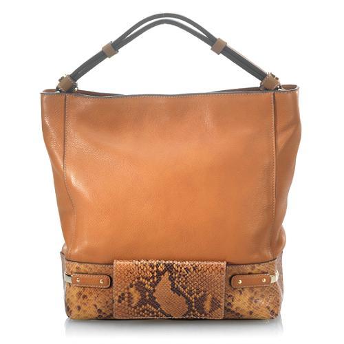 Furla Amalfi Large Hobo Handbag