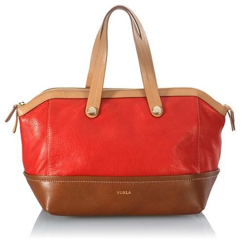 Furla Brooklyn Satchel Handbag