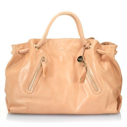Furla Carmen Zipper Handbag