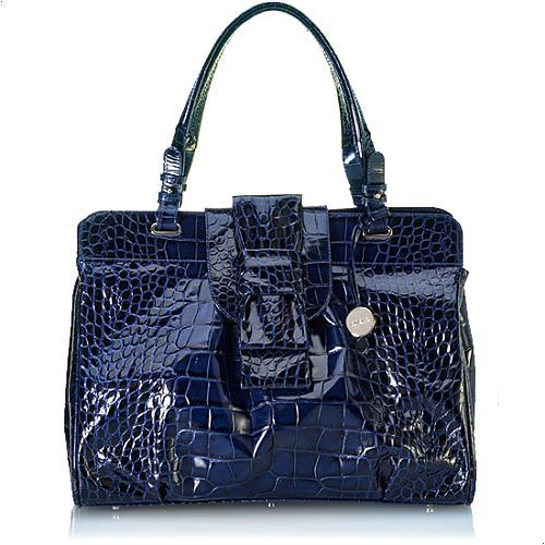 Furla Desdemona Large Leather Shopper Handbag