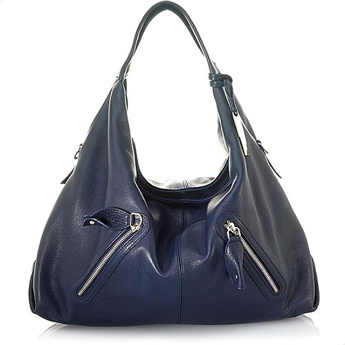 Furla Elisabeth Medium Leather Handbag