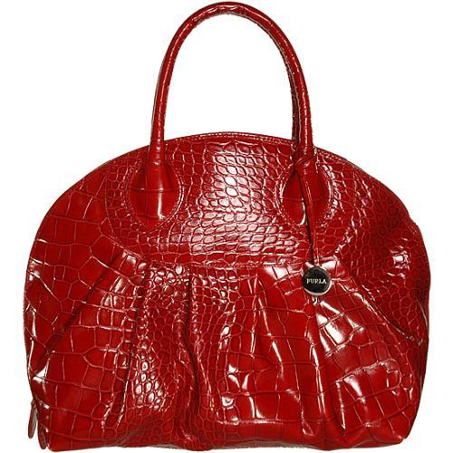 Furla Frida Large Satchel Handbag
