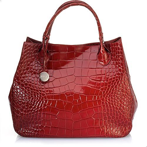 Furla Giselle Leather Handbag
