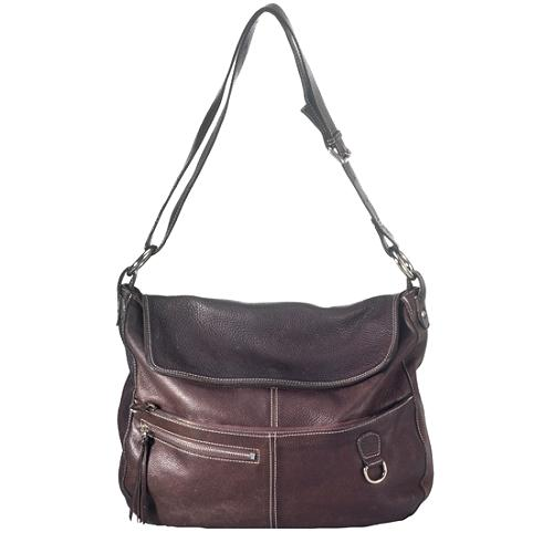 Furla Leather Shoulder Handbag