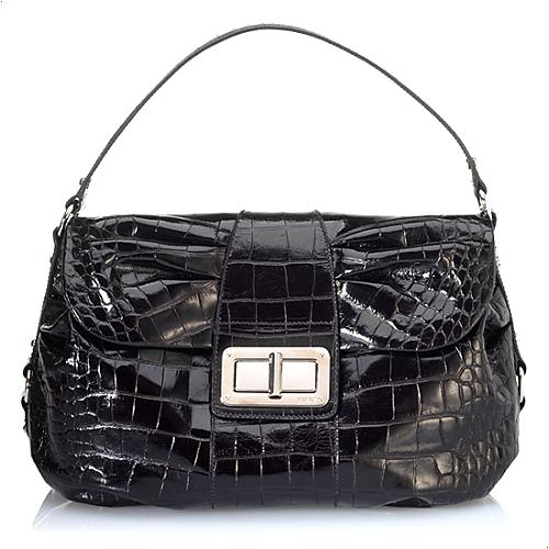 Furla Wally Leather Handbag