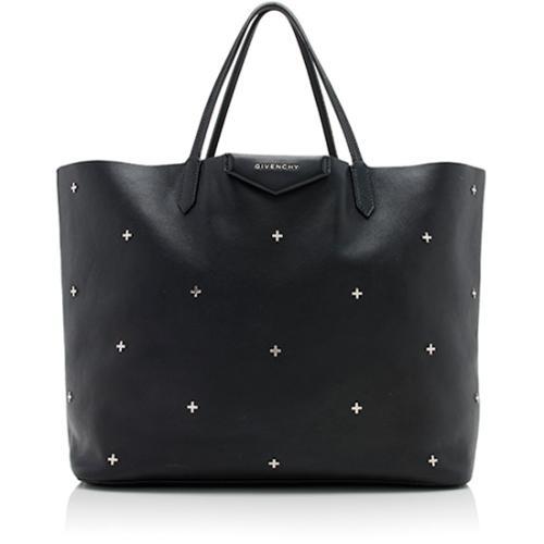 Givenchy Calfskin Antigona Cross Large Shopping Tote