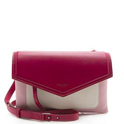 Givenchy Calfskin Duetto Shoulder Bag