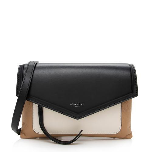 Givenchy Calfskin Duetto Shoulder Bag