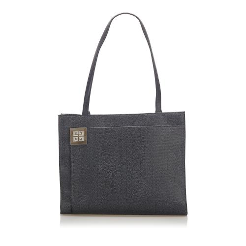 Givenchy Coated Canvas Tote Bag