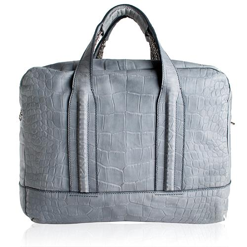 Givenchy Crocodile Avenue Tote