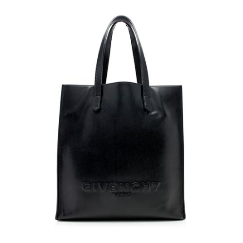 Givenchy Debossed Calfskin North/South Tote