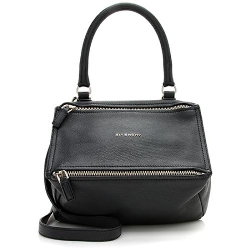 Givenchy Goatskin Pandora Small Shoulder Bag